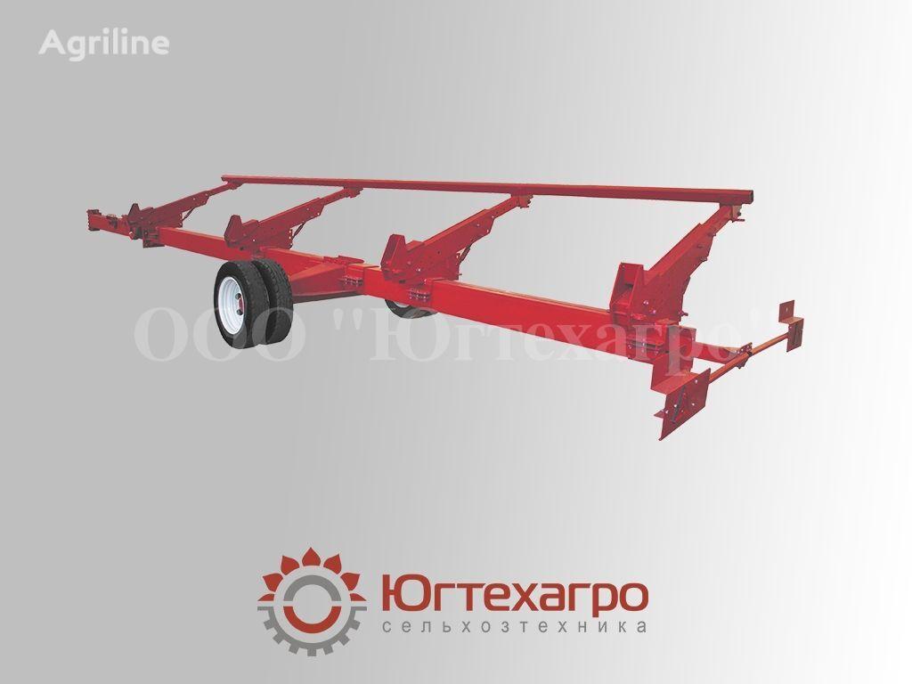 καινούρια ρυμουλκούμενη θεριστική μηχανή VTZh 7,5-9 m. OOO