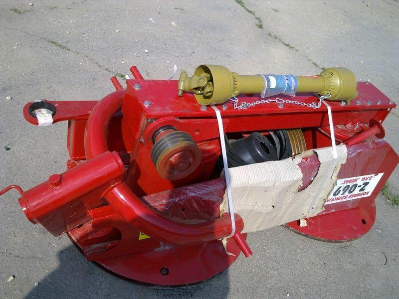 καινούρια θεριστική μηχανή Rotornaya kosilka Z-169, Z-069, Z-173 pr-vo Polsha