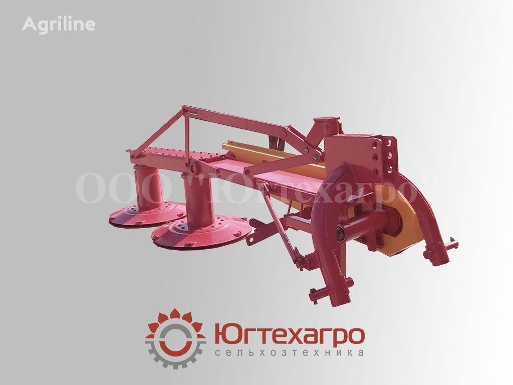 καινούρια θεριστική μηχανή  rotornaya KR-1,65 dvuhdiskovaya OOO