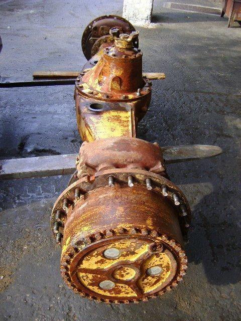 εκσκαφέας FIAT-ALLIS Fr 20 Rear Axle για άξονας