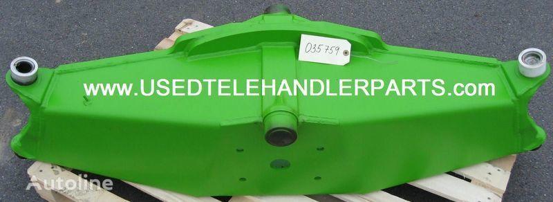 εμπρόσθιος τροχοφόρος φορτωτής MERLO για άξονας MERLO rám nápravy zadní č. 035759