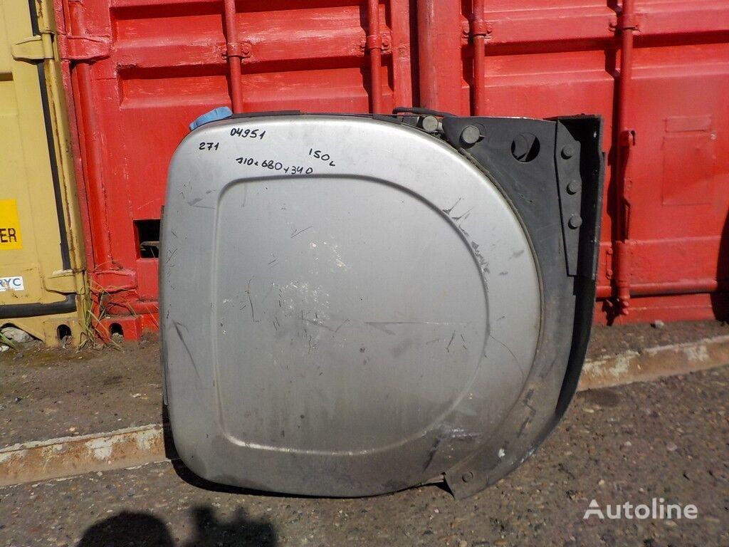 φορτηγό για ανταλλακτικό  Bak mocheviny Volov/RVI 700X700X330