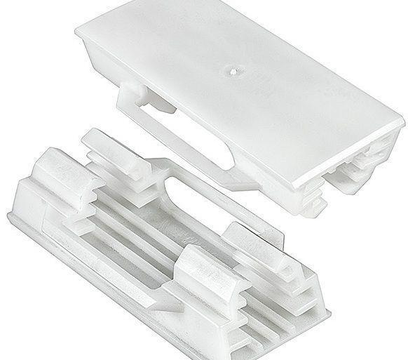 ημιρυμουλκούμενο CF 25 x 25 MM, 100sztuk. για ανταλλακτικό ŚLIZG LISTWY  CARGO FLOOR