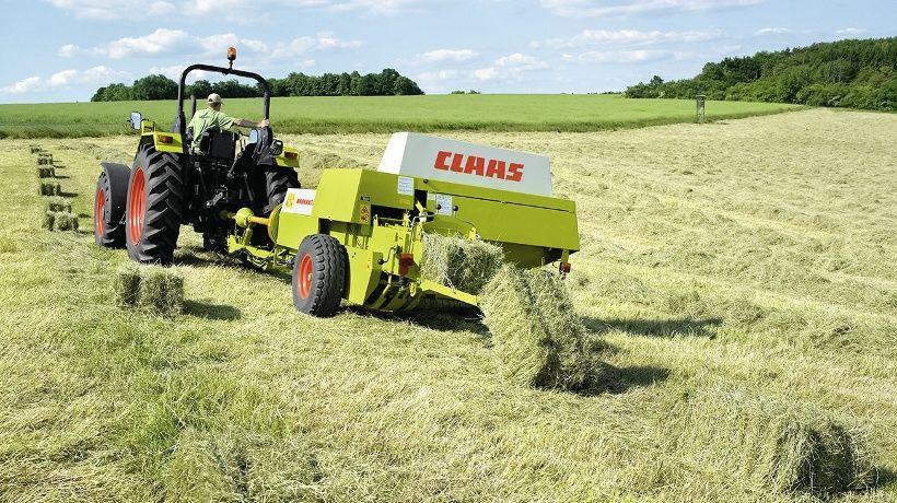 καινούριο χορτοδετική CLAAS markant,constant,dominant,trabant για ανταλλακτικό  CLAAS zapchasti