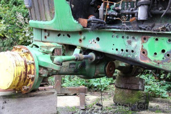 τρακτέρ JOHN DEERE 6920 για ανταλλακτικό  JOHN DEERE 6920 b/u zapchasti / used spare parts