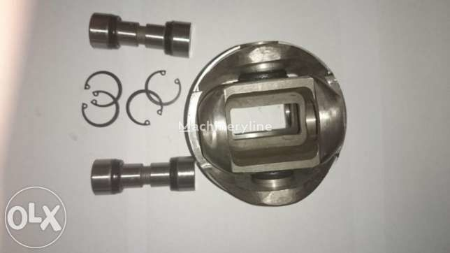 εξοπλισμός διακίνησης υλικών KRAMER  312 SE SL 212; 412; 416; 512; 516 για ανταλλακτικό  Obudowa, 2 kołyski, 8 miseczek, 2 łączniki krzyżaków, pierścienie