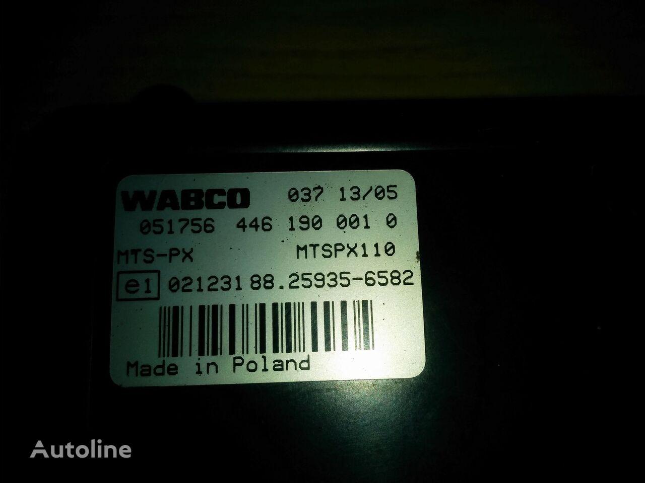 λεωφορείο MAN Leon Citi για ανταλλακτικό Wabco 037 13/05 / 4461900010 MAN
