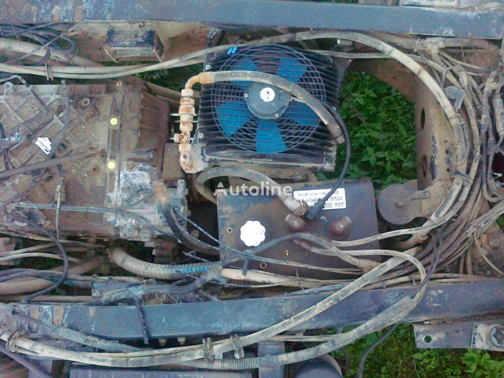 φορτηγό MAN 4x4 naped HydroDrive 12000 zl netto για ανταλλακτικό