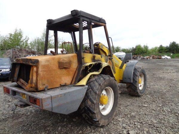 εξοπλισμός διακίνησης υλικών MATBRO TR 250 για ανταλλακτικό  MATBRO TR 250  b/u zapchasti / used spare parts