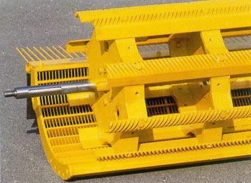 θεριζοαλωνιστική μηχανή SAMPO για ανταλλακτικό Rosenlew SAMPO