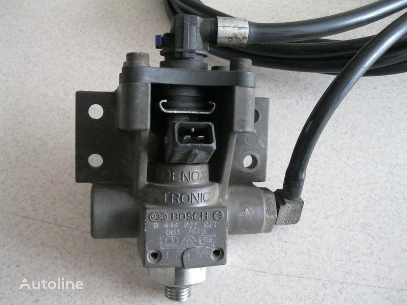 τράκτορας DAF XF 105 / CF 85 για δεξαμενή AdBlue DAF ZAWÓR DOZUJĄCY