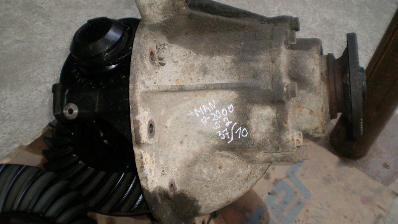 ελκυστήρας MAN F2000 για διαφορικό  MAN HY13110 ,37/10.  37/12