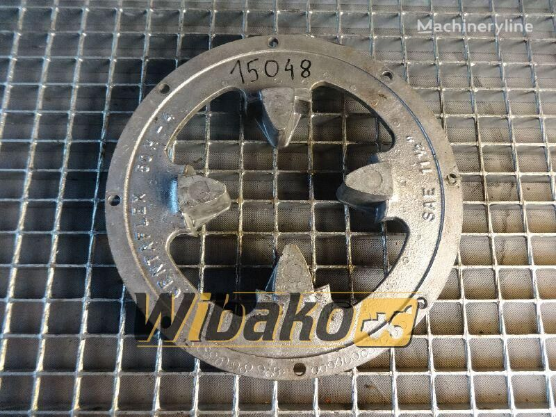 εκσκαφέας 50H-4 (0/0/350) για δίσκος συμπλέκτη  Coupling Centaflex 50H-4