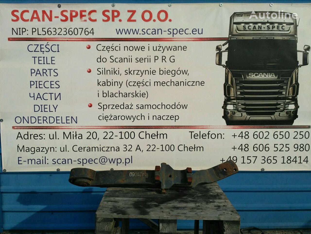 ελκυστήρας SCANIA SERIE 4 / R για ελατήριο  SCANIA 1421060 Lewa strona RH