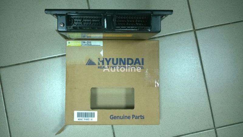 καινούριο εκσκαφέας HYUNDAI  R140LC-7 για ενσωματομένος υπολογιστής  Hyundai 21N4-33101 CPU CONTROLLER