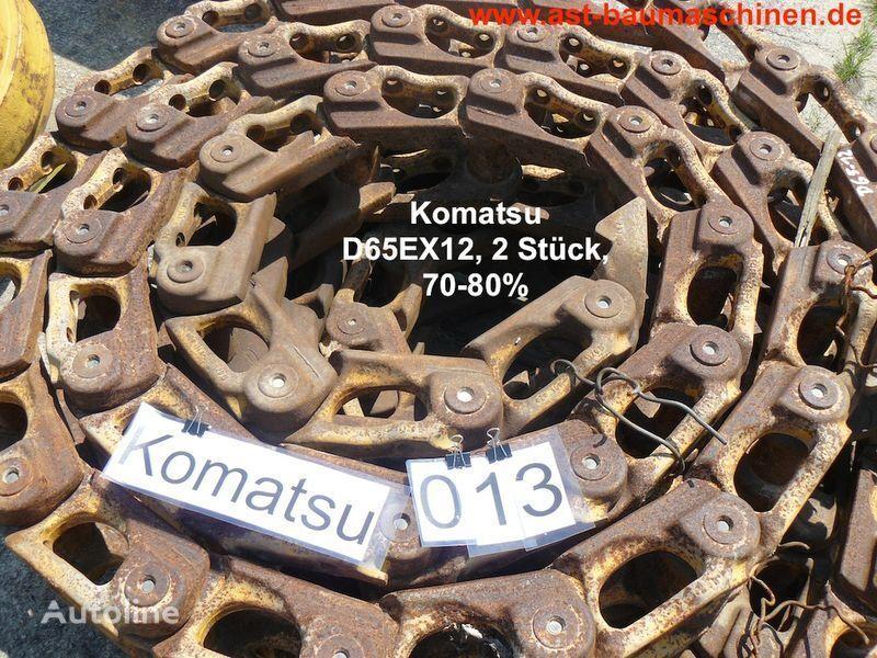 εκσκαφέας για ερπύστρια  Komatsu D65EX12 Ketten