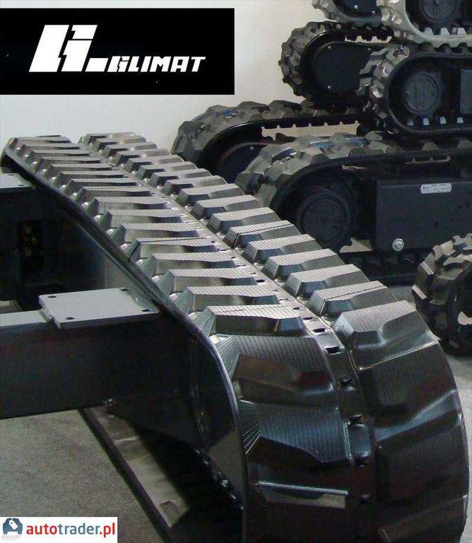 καινούρια δομικό όχημα ITR GĄSIENICA GUMOWA 250X109X35W 2016r ITR για ερπύστρια