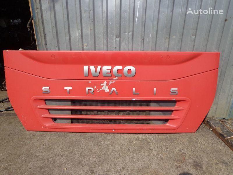 φορτηγό IVECO Stralis για φινίρισμα επιφάνειας οπής  kapot