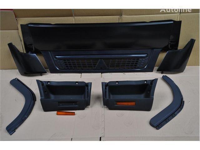 φορτηγό MITSUBISHI FUSO CANTER για φινίρισμα επιφάνειας οπής  GRILL - ATRAPA PRZEDNIA