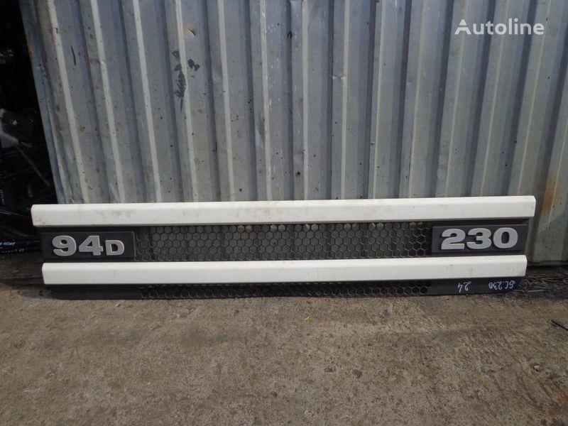 φορτηγό SCANIA 124, 114, 94 για φινίρισμα επιφάνειας οπής
