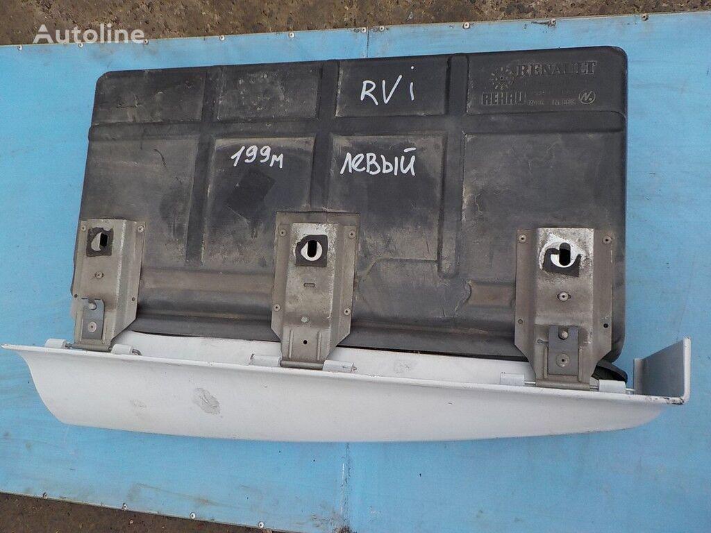 φορτηγό για φινίρισμα επιφάνειας οπής Bardachok Renault