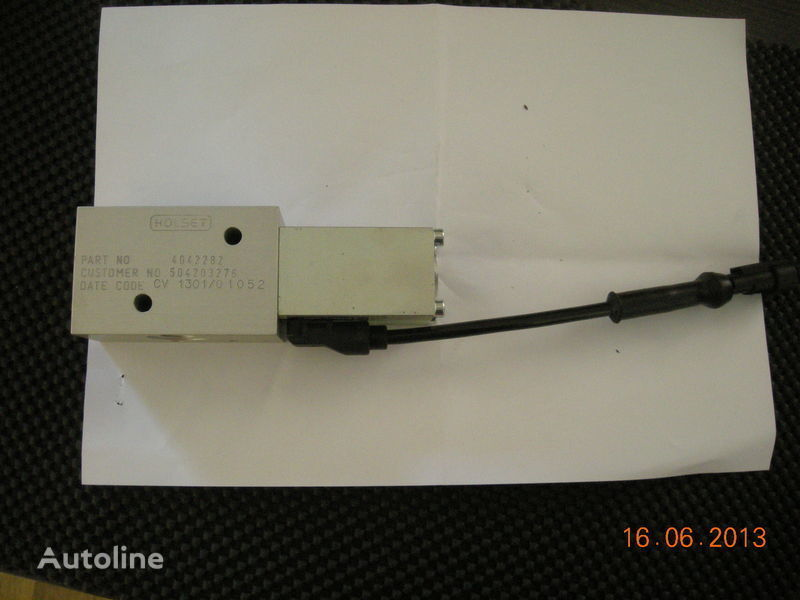 καινούριο τράκτορας IVECO για γερανός IVECO turbiny 504203276 504013790 504203275 HOLSET