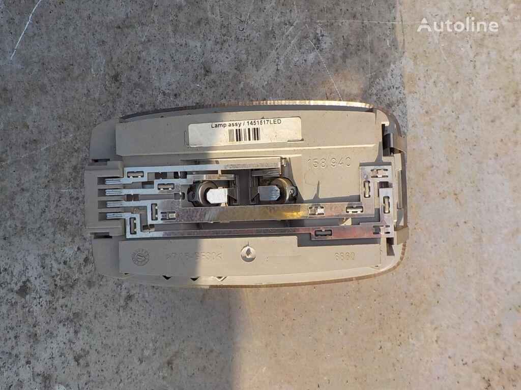 φορτηγό SCANIA για ηλεκτρικός φανός SCANIA Plafon salonnyy RH