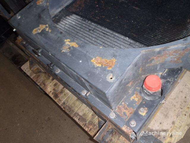 συμπυκνωτής BOMAG BC771RB για καλοριφέρ BOMAG