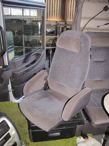 ελκυστήρας RENAULT MAGNUM για κάθισμα