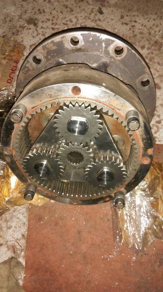 εκσκαφέας JCB 130-160 για κινητήρας ταλαντευόμενου τύπου JCB 130 -160