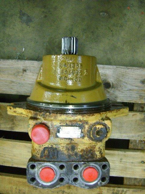 εκσκαφέας LIEBHERR 942 για κινητήρας ταλαντευόμενου τύπου