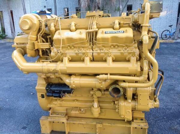 άλλο ειδικό όχημα CATERPILLAR D379 για κινητήρας