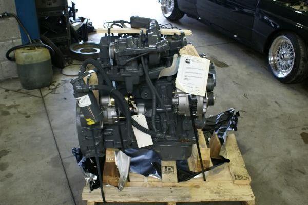 άλλο ειδικό όχημα CUMMINS 4 BT για κινητήρας
