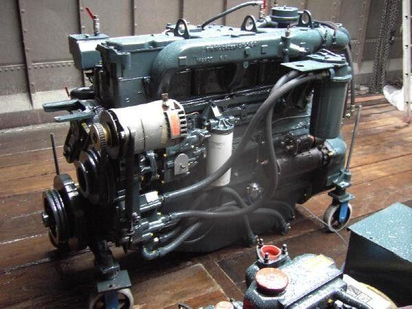 άλλο ειδικό όχημα CUMMINS NT 855 για κινητήρας