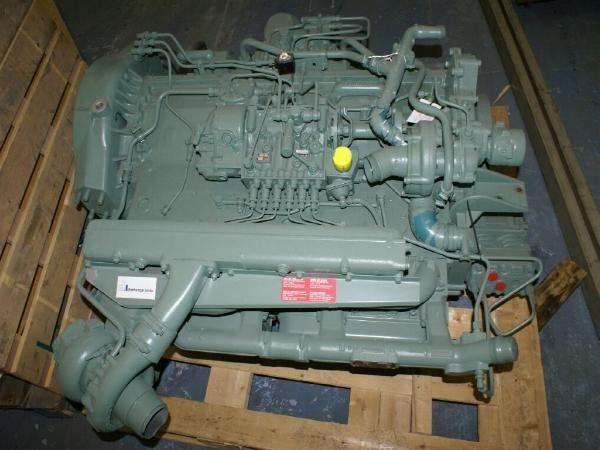άλλο ειδικό όχημα DAF LT 195 για κινητήρας