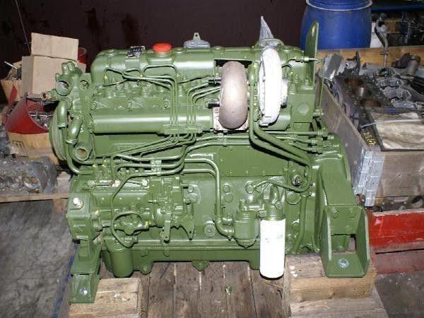 άλλο ειδικό όχημα DAF NS 133 L για κινητήρας