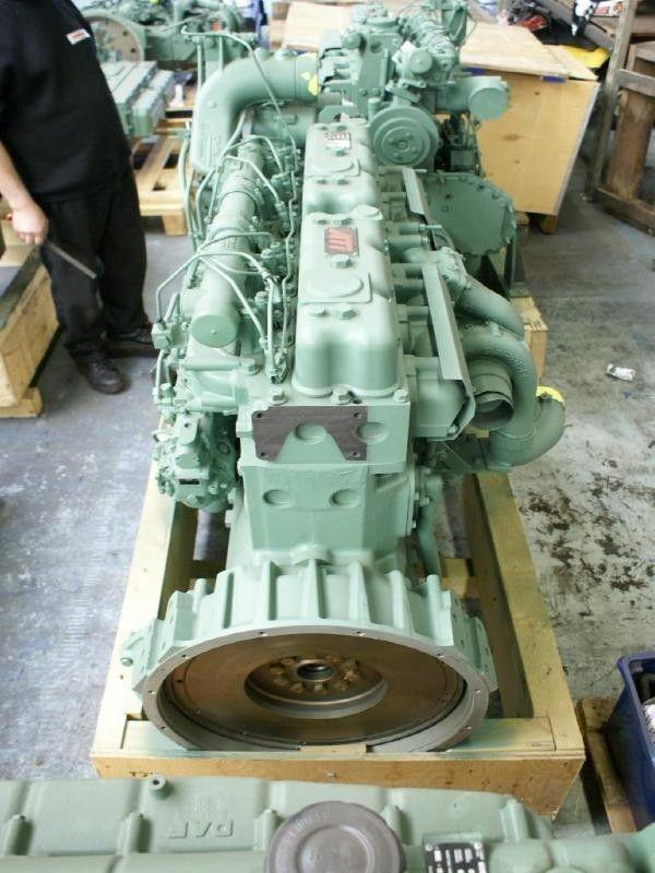 άλλο ειδικό όχημα DAF WS 222 για κινητήρας