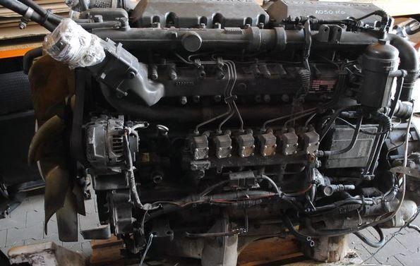 φορτηγό για κινητήρας DAF XE315C