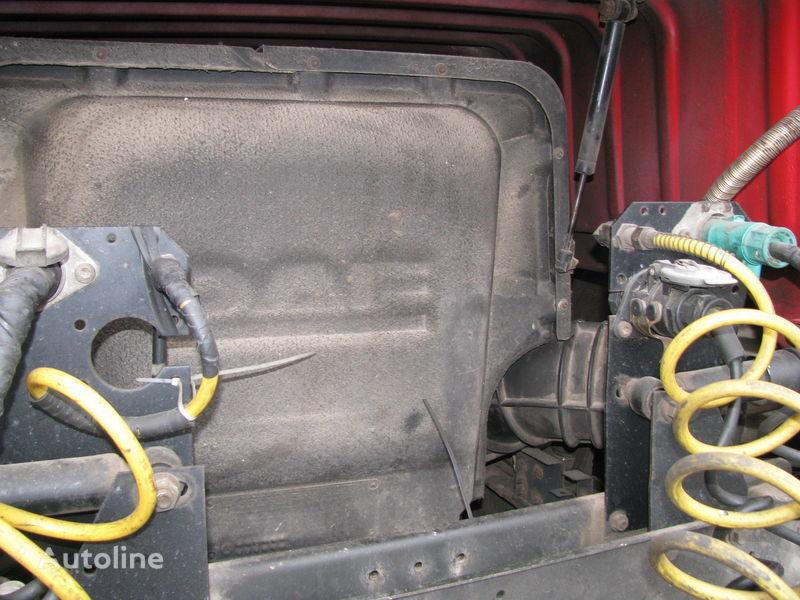 ελκυστήρας DAF XF,CF για κινητήρας  DAF Zashchita dvigatelya