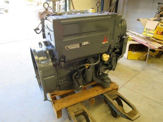 άλλο ειδικό όχημα για κινητήρας DEUTZ BF4L1011