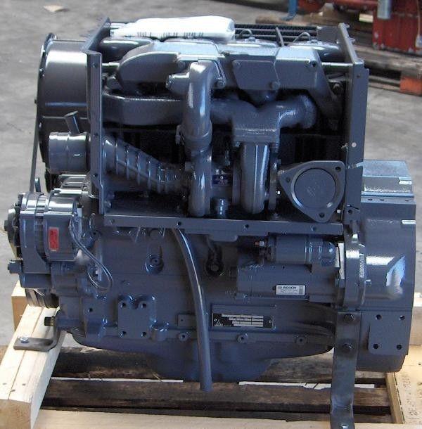 γεννήτρια DEUTZ BF4L913 για κινητήρας