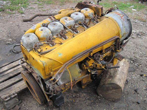 εκσκαφέας για κινητήρας DEUTZ BF6L913