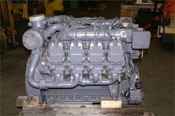 άλλο ειδικό όχημα DEUTZ BF8M1015 C για κινητήρας