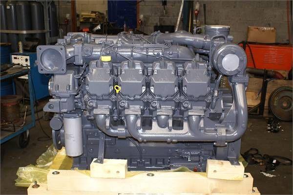 άλλο ειδικό όχημα για κινητήρας DEUTZ BF8M1015 CP