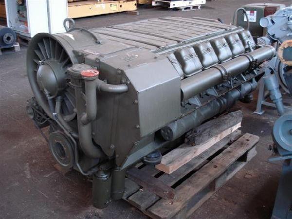 άλλο ειδικό όχημα DEUTZ F12L413 για κινητήρας