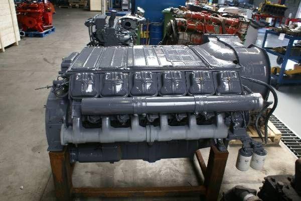 θεριζοαλωνιστική μηχανή DEUTZ F12L413F για κινητήρας DEUTZ F12L413F
