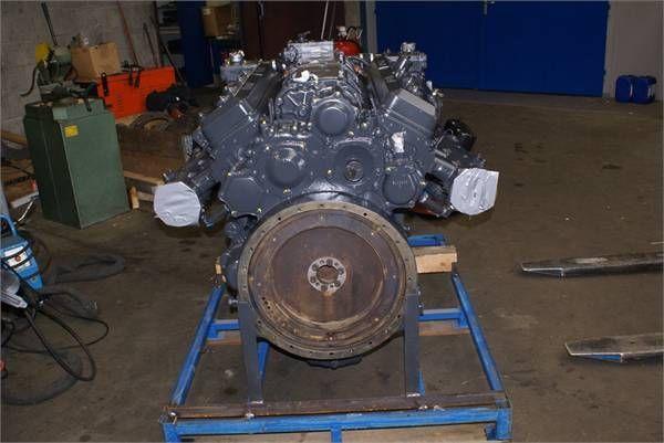 άλλο ειδικό όχημα Detroit 12V71 N για κινητήρας