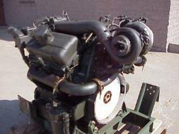 εκσκαφέας Detroit 6V53T για κινητήρας Detroit 6V53T