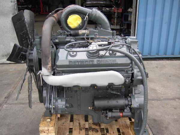άλλο ειδικό όχημα Detroit 8V71 για κινητήρας