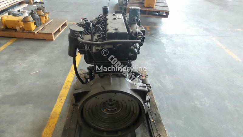 εκσκαφέας FIAT-KOBELCO EX95W για κινητήρας